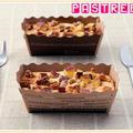 カップdeチーズケーキ*くるみとサツマイモのベイクドチーズ* by にっしゃんさん