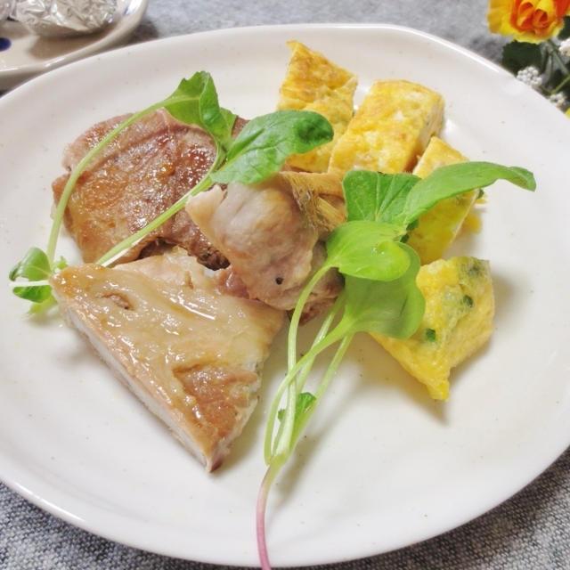 れんこんの豚肉巻き☆オイスターソースソテー