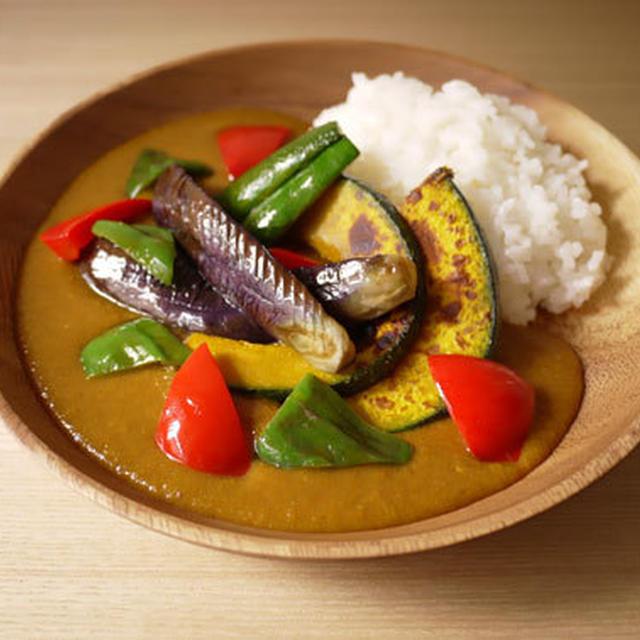 8種の野菜カレー