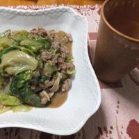 【第91回】レタスで作る豚の生姜焼き