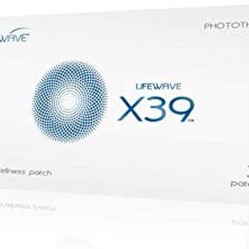 ライフウェーブ X39 フォトセラピーパッチのご紹介