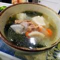 まだまだ風邪が治らない ~ 韓国風ビーフスープ