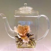 銀座で見つけた、ため息が出る工芸茶の美しさ!工芸茶専門店 CroesuS(クロイソス)