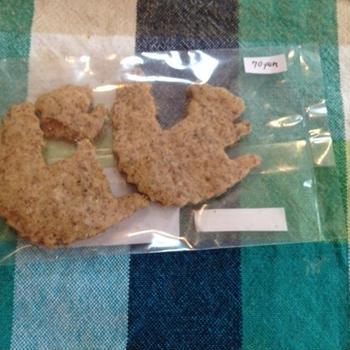 Hotoha & Mihogashi .天然酵母入りクッキー