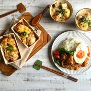 冷凍作り置き1つで簡単3つの料理に!*鶏肉の味噌マヨ玉ねぎダレ*冷凍作り置き