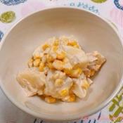 にんにく味噌マヨポテトサラダ