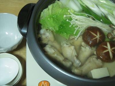 水炊き・スープが絶妙な仕上がり