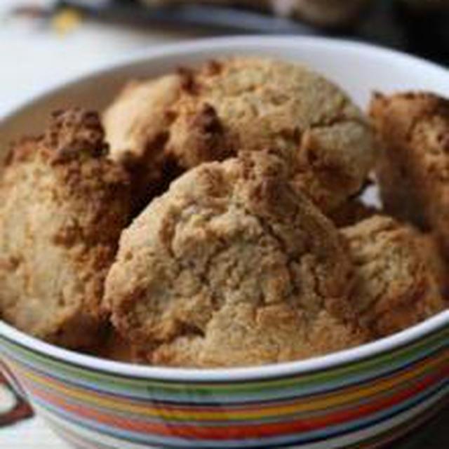 体ぽかぽか♪生姜のクッキー