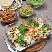 春はあけぼの、夏はメキシカン チーズとろーりミートタコス