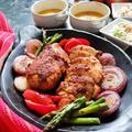 GABANで作るヘルシーな鶏胸肉のタンドリーチキン