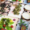 ◆ウドの天ぷらで気分は花見♪~緩やか糖質制限中 by fellowさん
