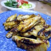 鶏手羽中のトムヤムクン焼き
