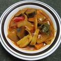 野菜のトマトソース煮込み