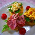 船橋にんじん★ベータ—キャロットのパンケーキ by とまとママさん