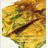 シーフード&白菜キムチのチヂミ