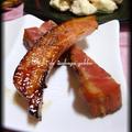 焼くだけ簡単★厚切りベーコンはちみつ焼★ by mimikoさん