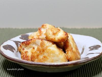 鶏むね肉の漬け込み揚げ焼き&メシ通さん「ちょこっと海鮮丼」アップ