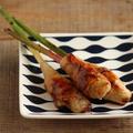 簡単おつまみ♪谷中生姜の肉巻き照り焼き
