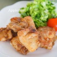 【スパイス大使】カンタンおつまみ♪ガパオ味の米粉鶏唐揚げ