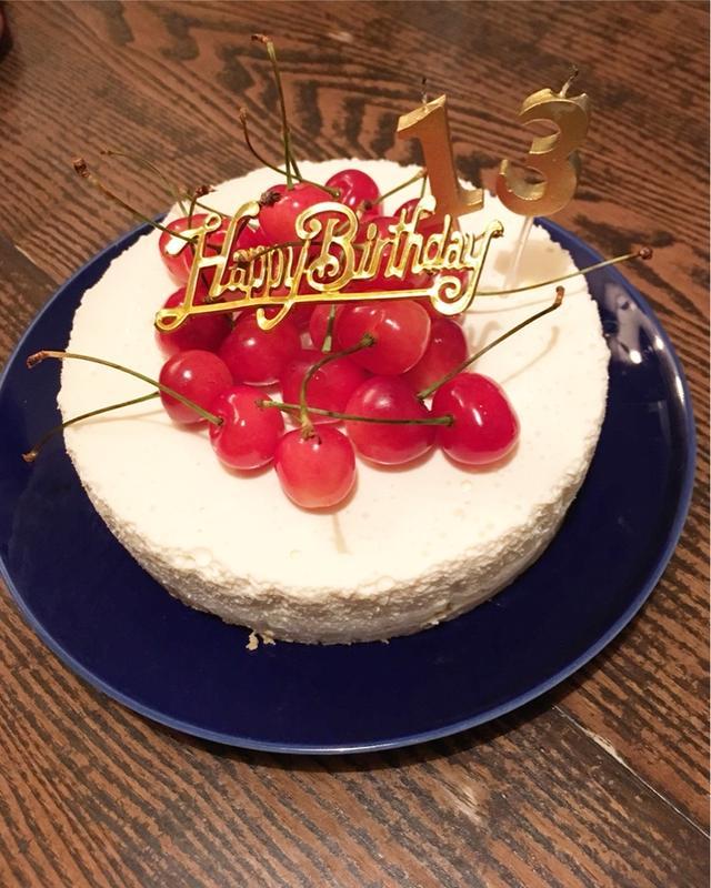バースデーケーキのアイデアレシピ15選!難易度別で初心者も◎の画像