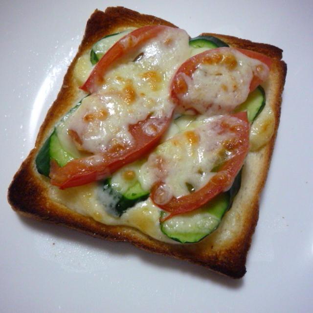 460 : 簡単野菜サンド