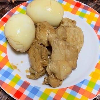 山本ゆりさんの「やわらかソース鶏」作りました!