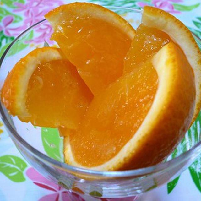 清見オレンジゼリー