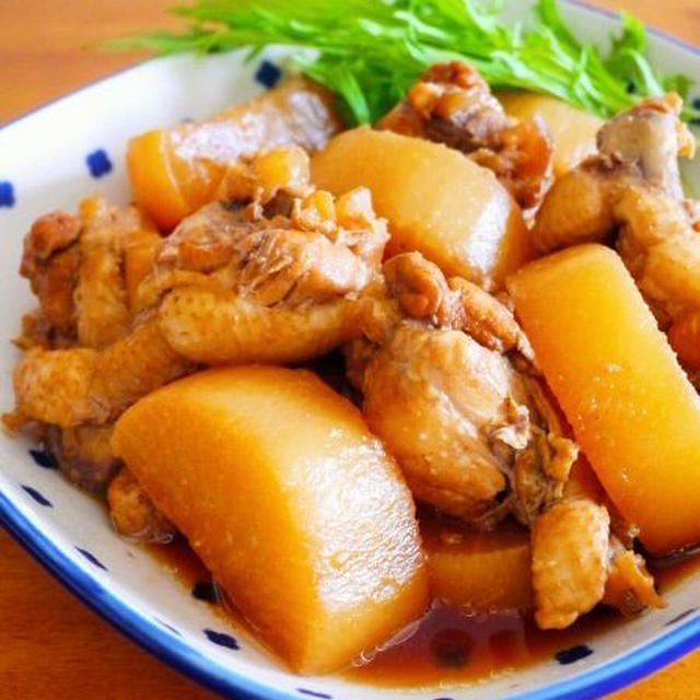 鶏手羽元のさっぱり甘酢煮♪炊飯器で簡単おかずレシピ