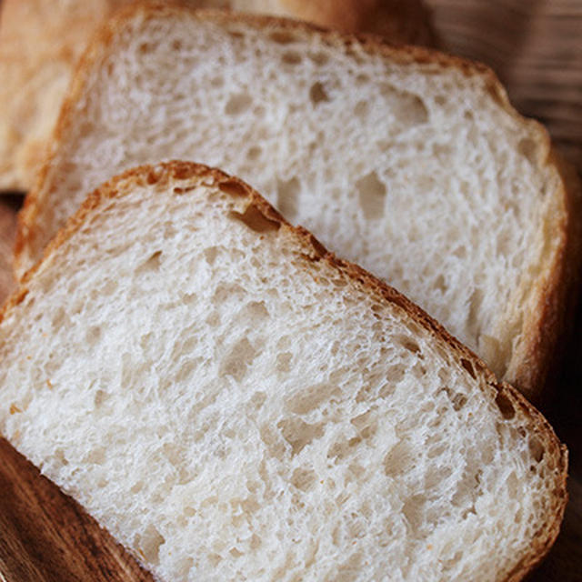 発酵発芽玄米「億千米」パウダー入り、ホームベーカリー食パン