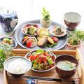 たたき長芋と梅和えレシピ