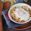 【美容・ダイエットに!低糖質レシピ】オートミールのリゾットで作る焼きカレードリア