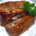 秘伝のタレで秋刀魚の蒲焼き