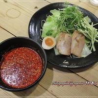 激辛好き集合!広島激辛つけ麺(冷麺)を食べるべし♪
