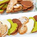 シュトーレンを使ったチョコレート&シュガーバターラスクの作り方