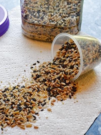 マイブレンドの十穀米