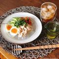 【レシピ】さっぱり食べれる♪中国春雨で作る冷麺風♡ と 金曜日。