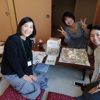 『食のお話会&滋養おやつピクニック【認定講師活動レポート】』