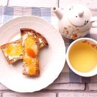 今朝の一杯:レモングラスとペパーミントのハーブティー