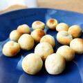 片栗粉で作る! みんなにやさしい もちもちポンデケージョ