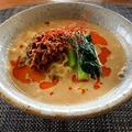 濃厚坦々麺♡・・・東京銀座イタリア料理・家庭料理教師