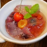 フルーツビネガーウォーターの料理レシピ2