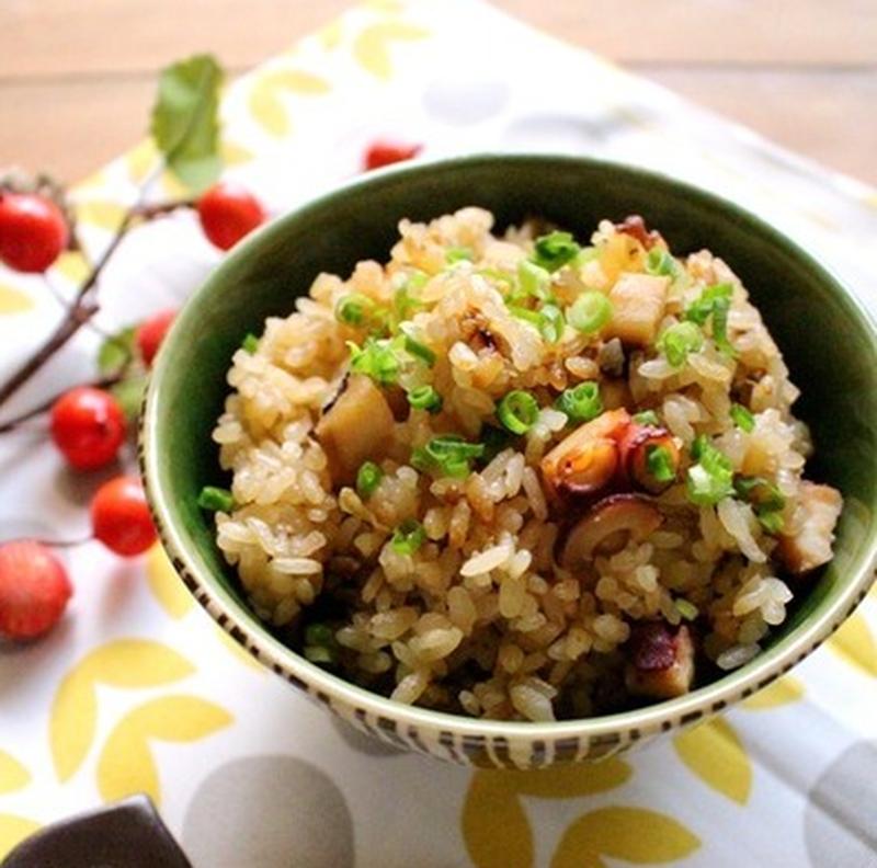 たこは夏場がおいしいんです!おかわり必至「たこ飯」レシピ