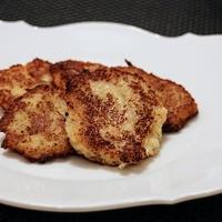 じゃがいものガレットの作り方(レシピ):高野豆腐でかさ増し節約!