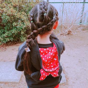 ☆編み込み編み込み編み込みヘア☆