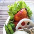 鰆のハニートマト塩麹ソース