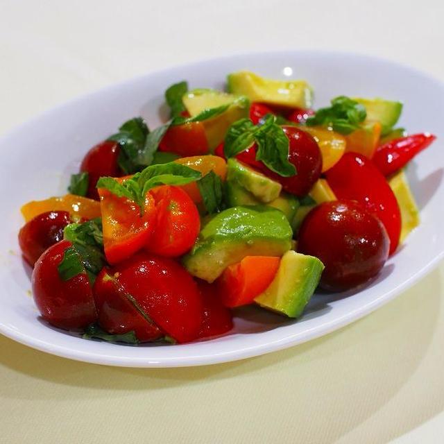 野菜で色鮮やかに!