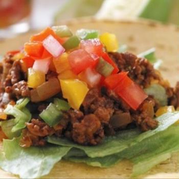 メキシコの屋台料理
