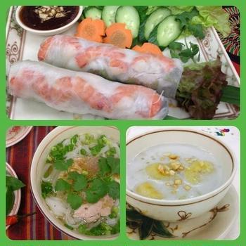 【料理教室参加者募集】ハー先生のベトナム料理教室 空きが出ました!