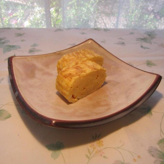 卵焼きの作り方(ちょっと手早く)