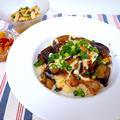 【レシピ】茄子と豚の味噌ドリア